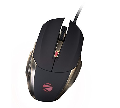 Zebronics Alien Pro Gaming Mouse
